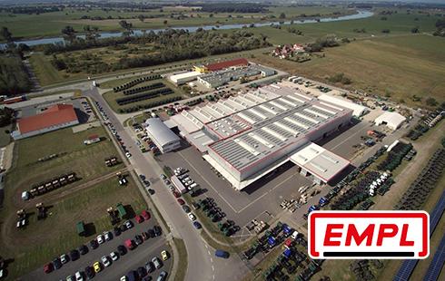 Firma EMPL   Logo