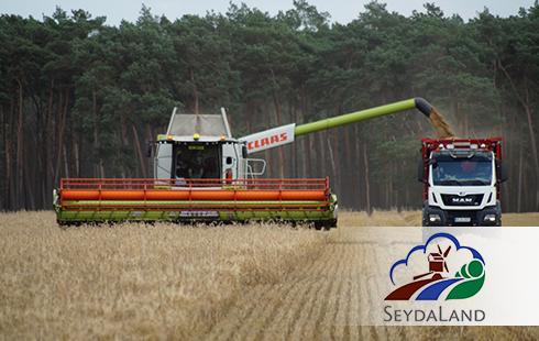 Seydaer Landwirtschafts GmbH - Ernte ©Seydaer Landwirtschafts GmbH