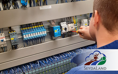 Seydaland Bio und Agrotechnik GmbH - Elektriker ©Seydaland Bio und Agrotechnik GmbH
