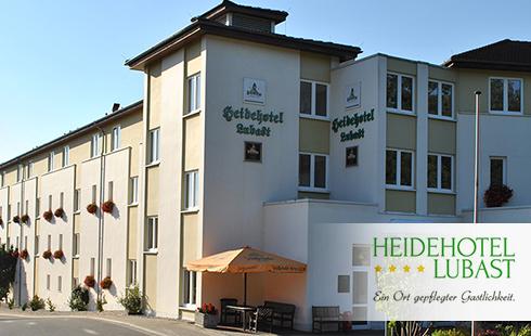 Hotel Lubast und Logo ©Hotel Lubast